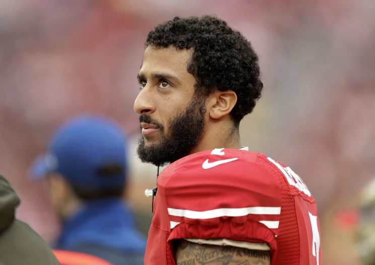 Colin Kaepernick speaks out about Alton Sterling shooting