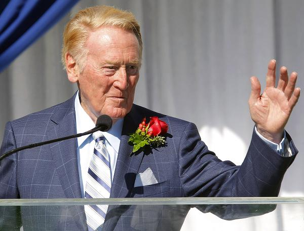 Cubs broadcast plans special tribute to Vin Scully