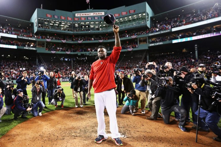 David Ortiz thanks Red Sox fans with touching Instagram post