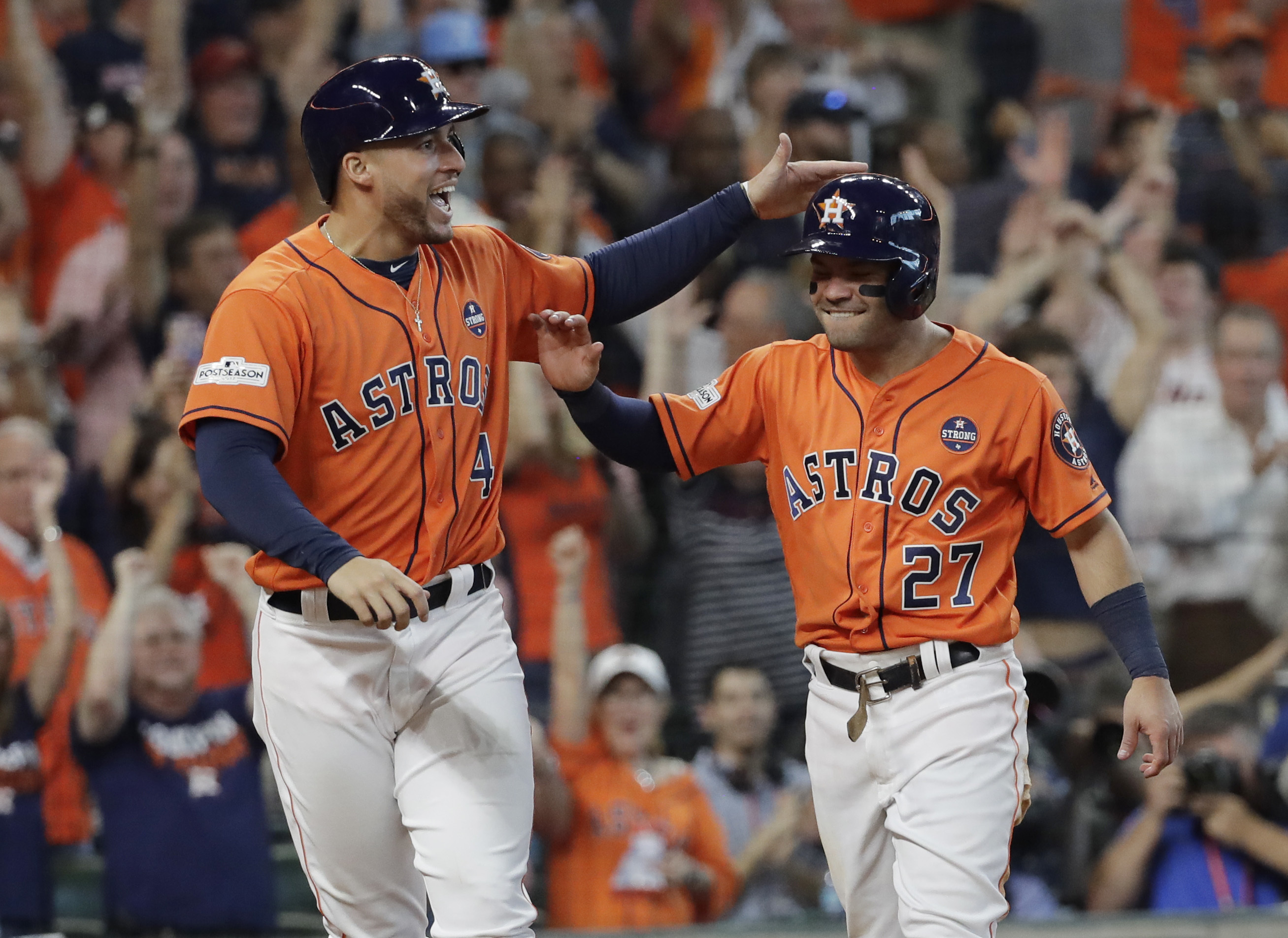ALDS Game 2: Red Sox on brink of elimination after another Astros rout