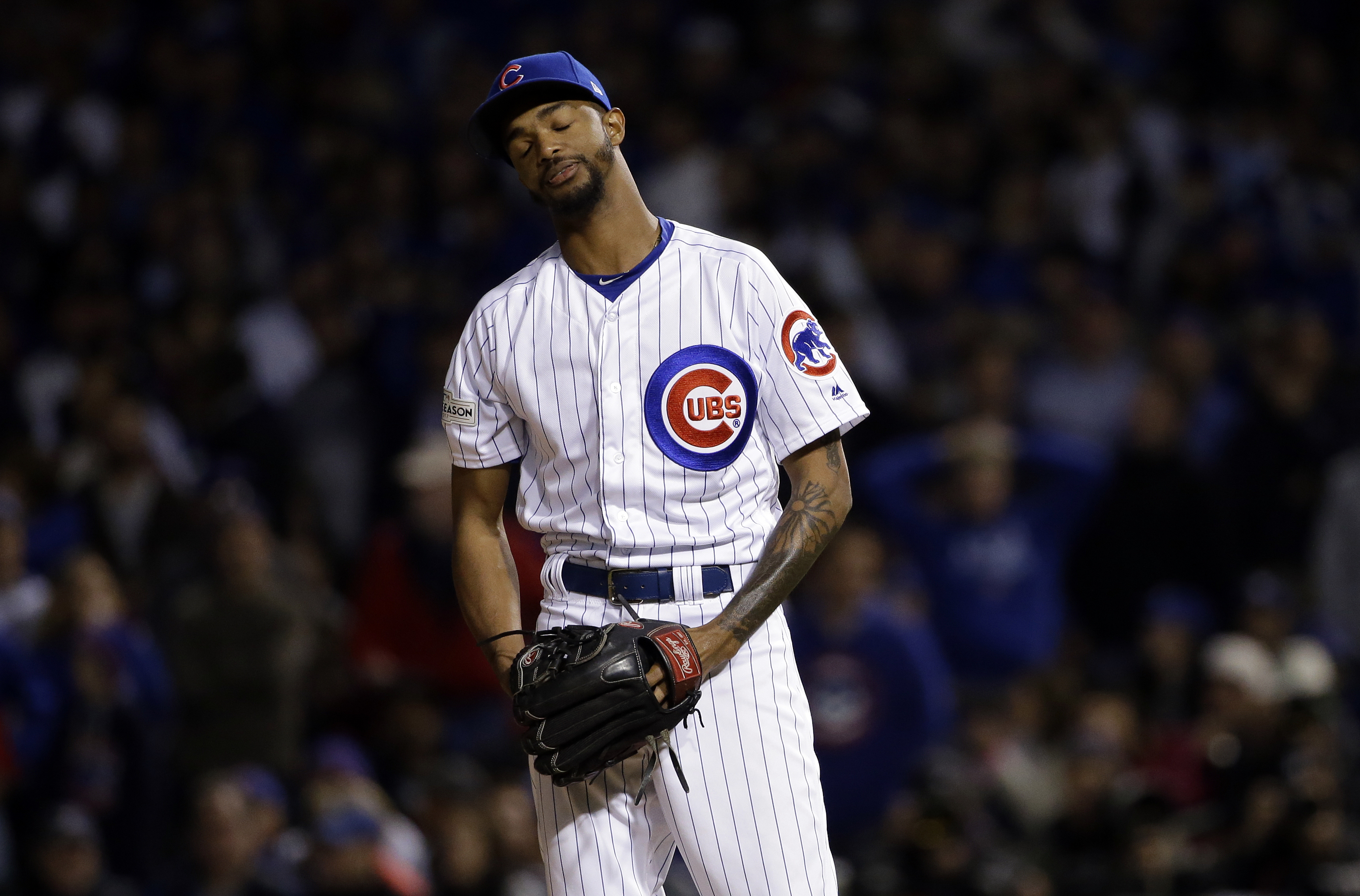 This unfortunate stat shows just how bad the Cubs were in Game 3