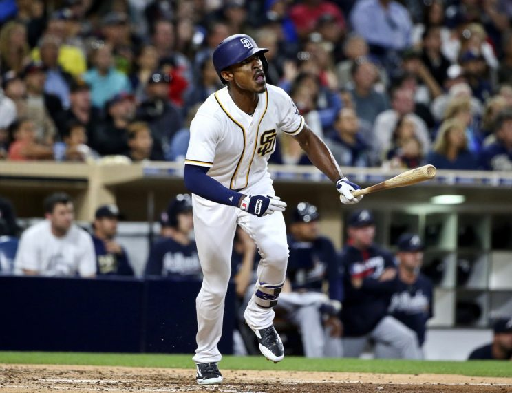 Melvin Upton may not be the Blue Jays only upgrade at the deadline. (AP Images/File)
