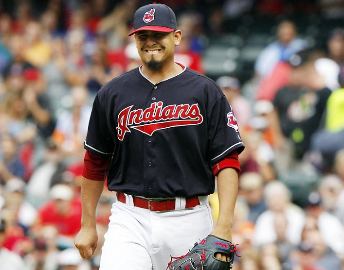 LEADING OFF: Ortiz Might Get a Rest, Indians Minus Carrasco