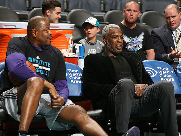 Charles Oakley would like to make a (possibly tainted) dinner f…