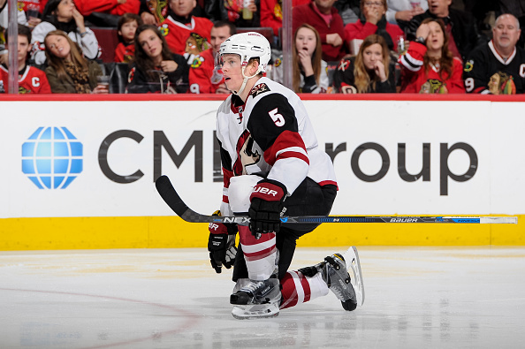 Arizona Coyotes lock up Connor Murphy with six-year, $23.1M con…