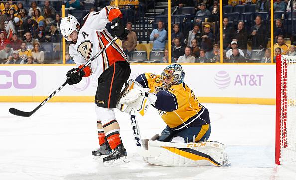 NHL Three Stars: Rinne, Price record shutouts; Aho boosts Canes