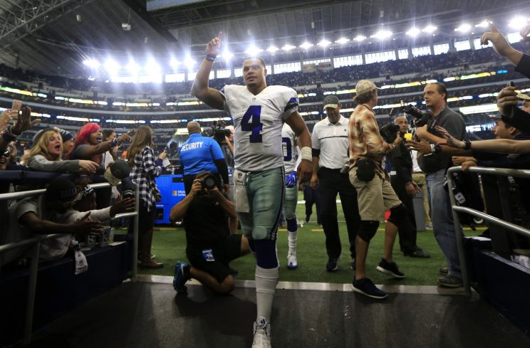 Dak Prescott's 'America's Team' comment might help you hate the…