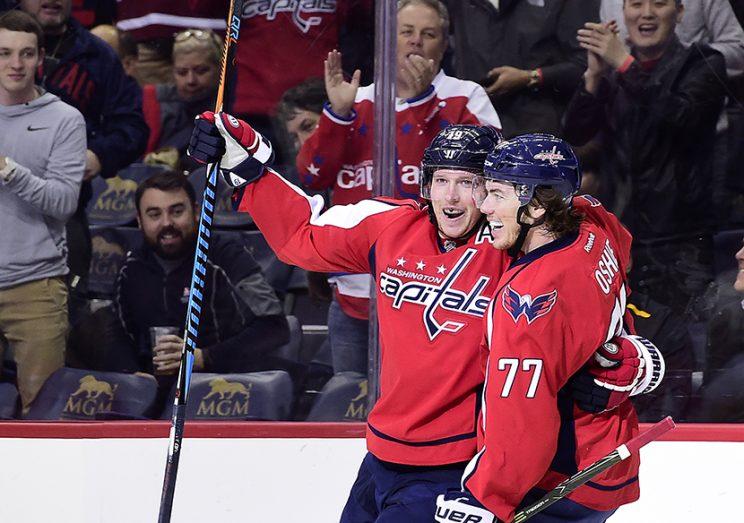 NHL Three Stars: Backstrom leads Capitals' destruction of Pengu…