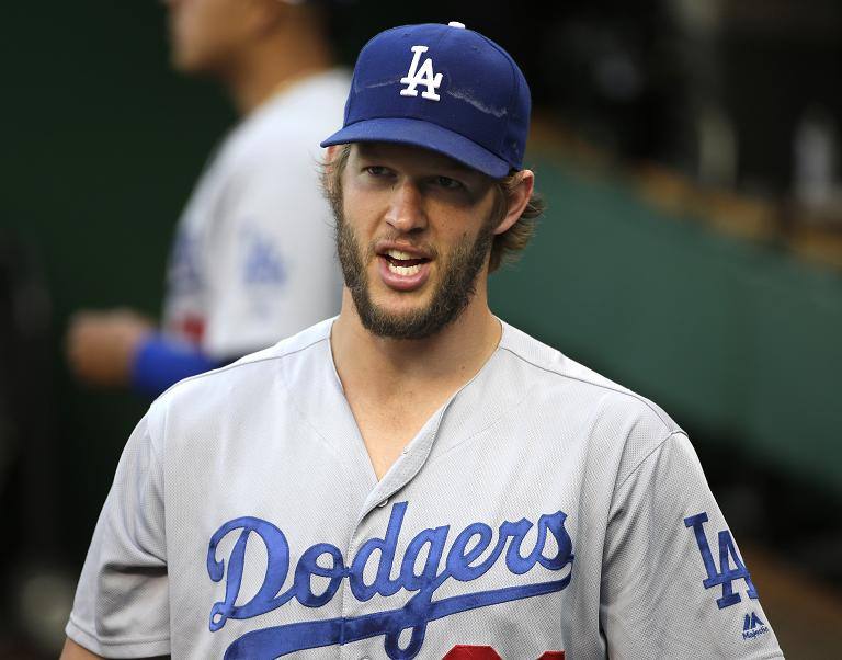 Will the Dodgers get help from Clayton Kershaw again this season? (AP)