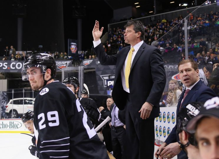Islanders not looking to fire coach, looking for big trade