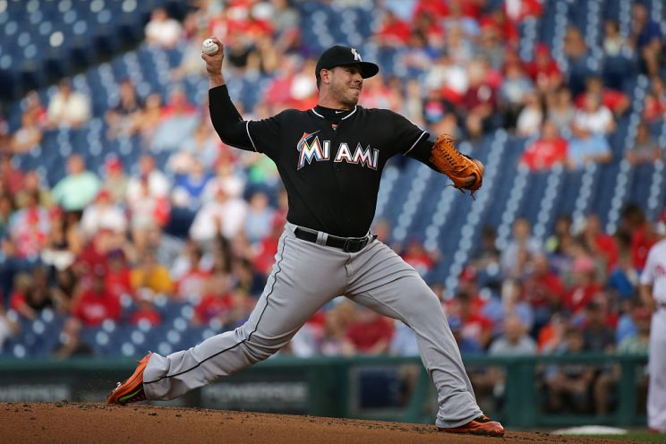 Jose Fernandez fans 14 Phillies on his way to 500th strikeout