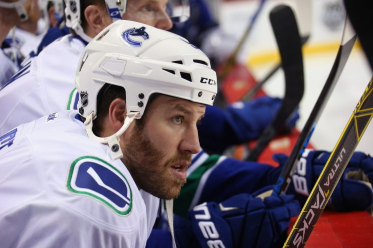 Brandon Prust on return: 'Right now, I'd take a job anywhere'