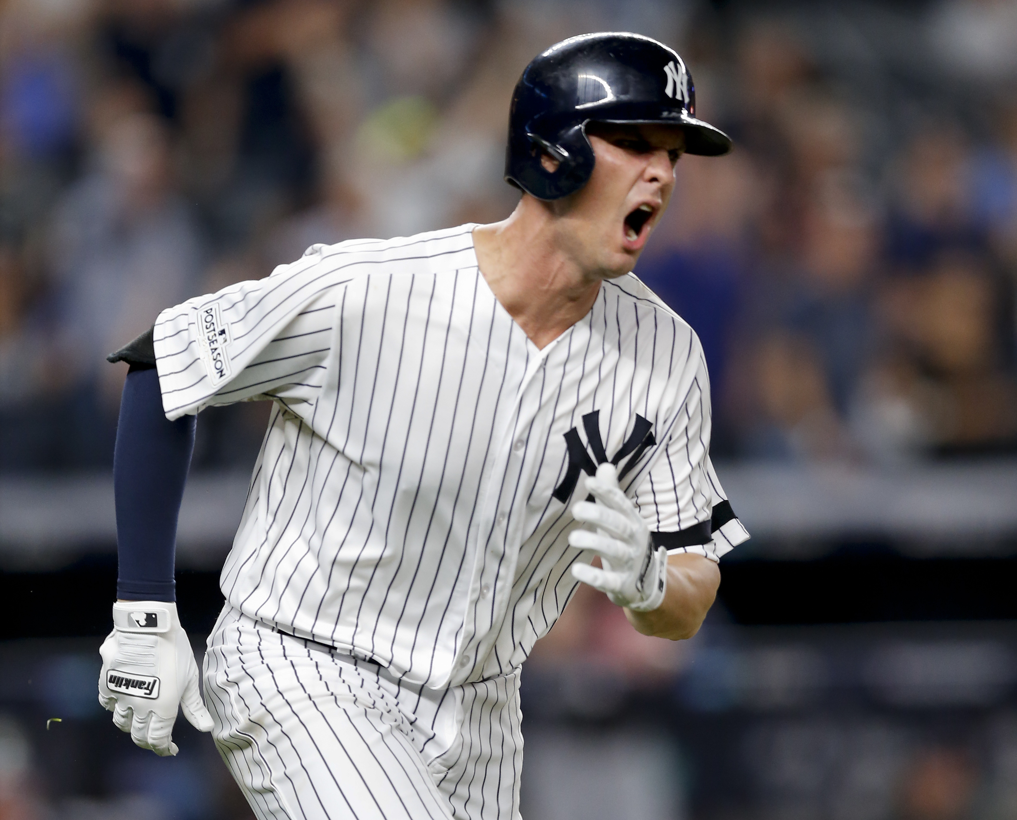 ALDS Game 3: Yankees stave off elimination with thrilling 1-0 victory