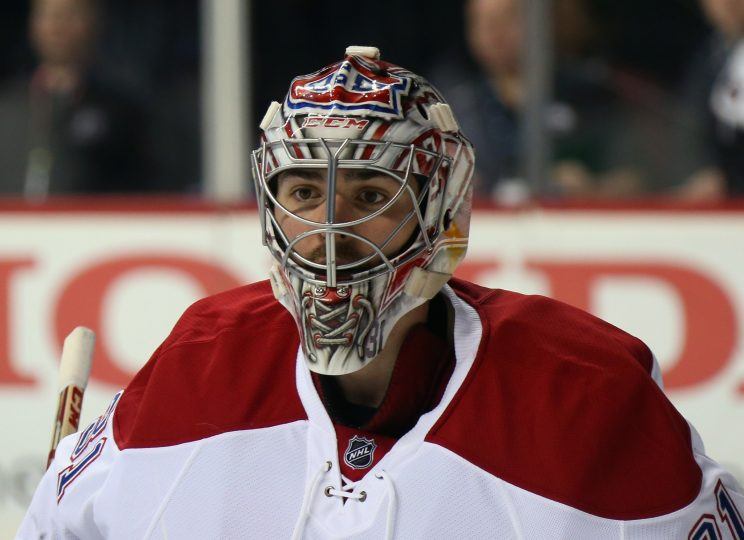 Carey Price out for Canadiens' opener vs. Sabres