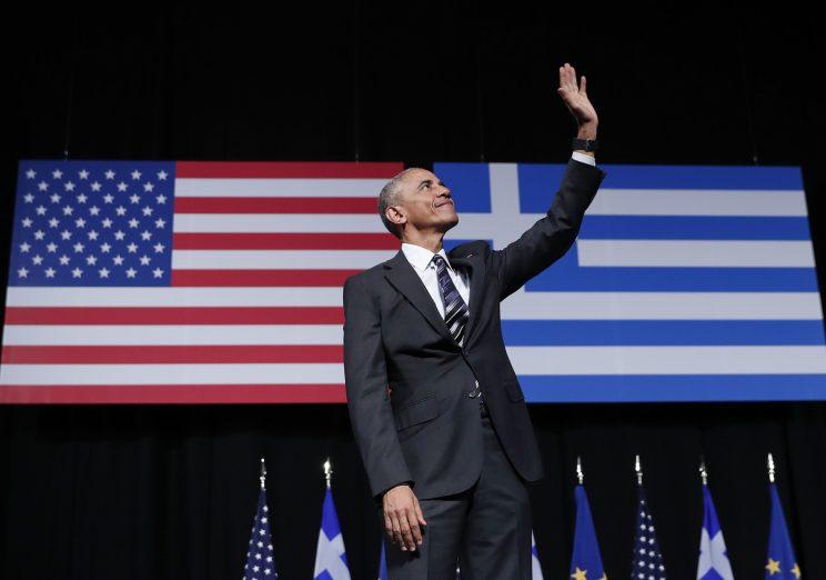 Don't worry, President Obama struggles saying Antetokounmpo, to…