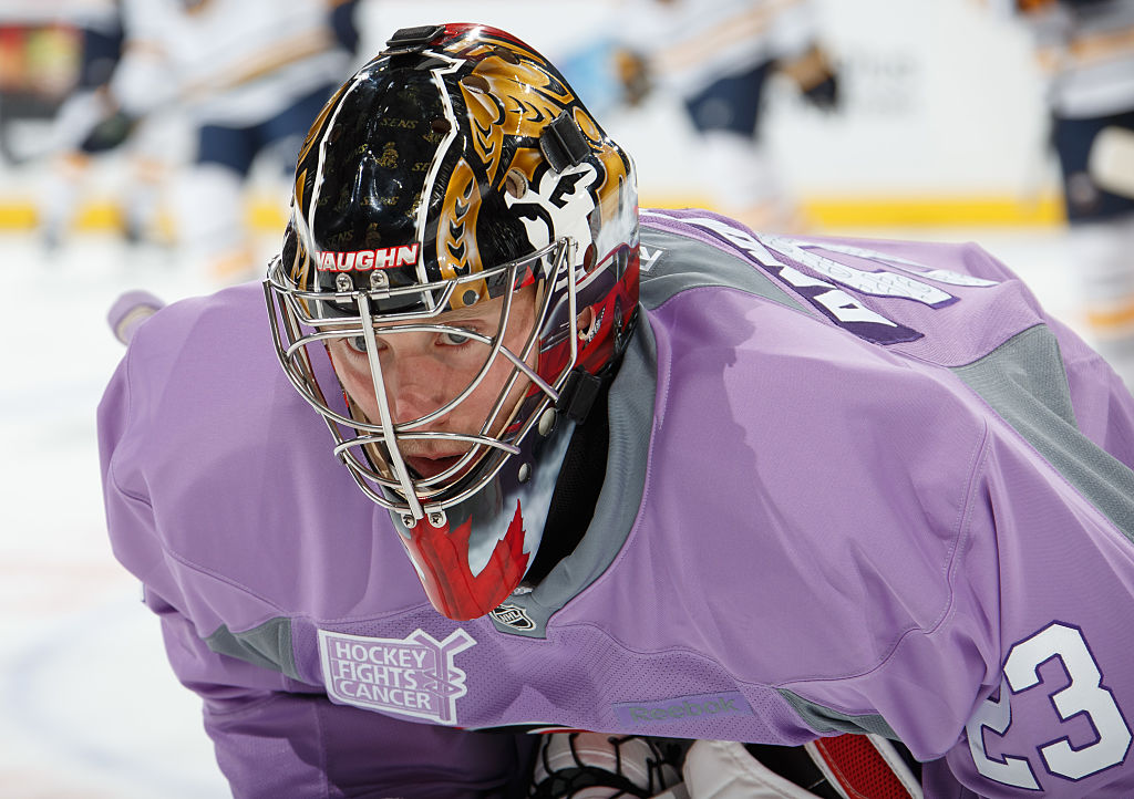 Craig Anderson takes leave to be with wife