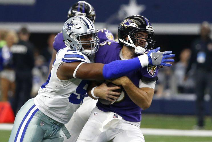 Dallas Cowboys DE David Irving dealing with possible NFL suspension
