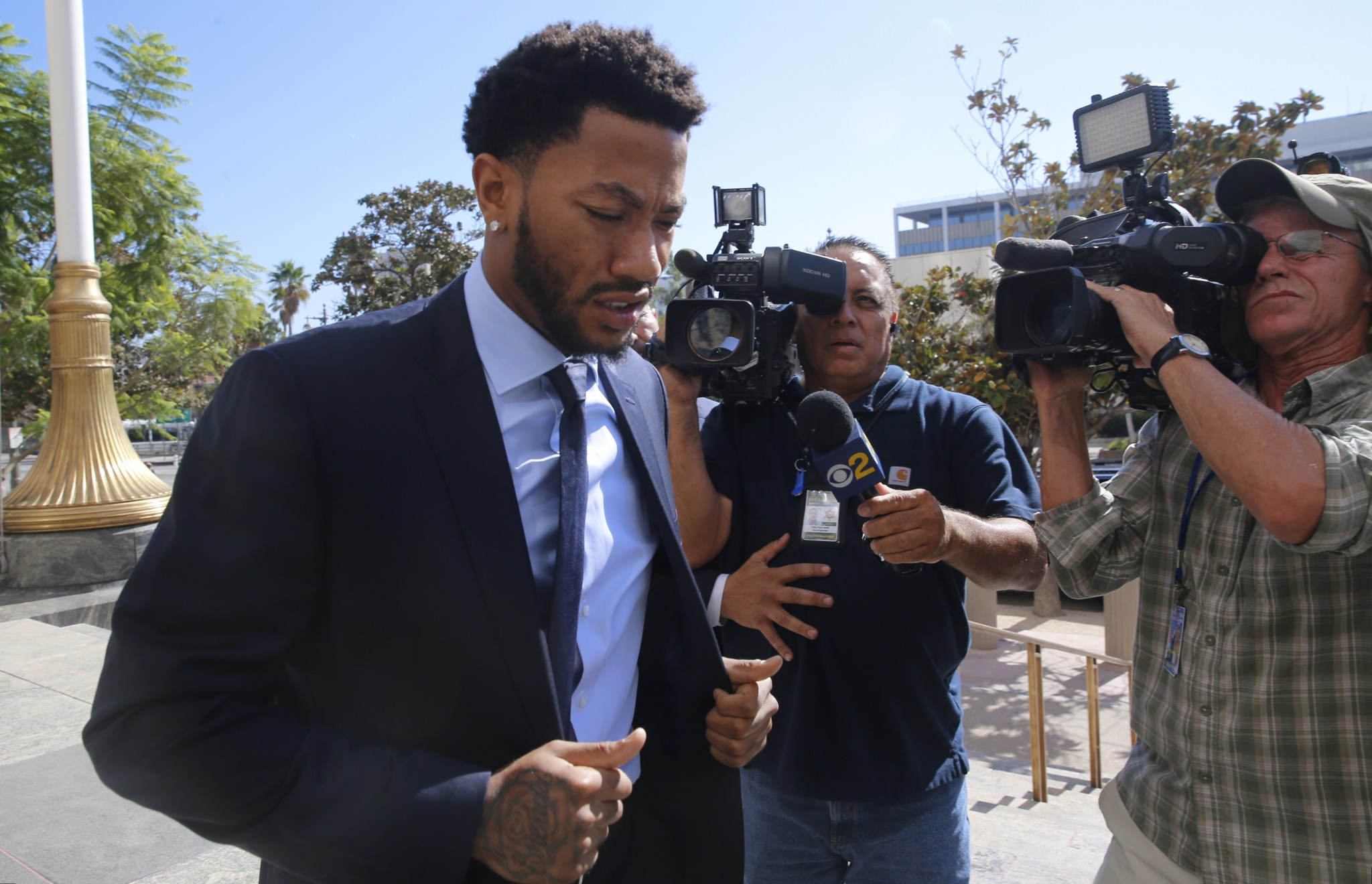 Derrick Rose cleared on all charges in civil rape trial