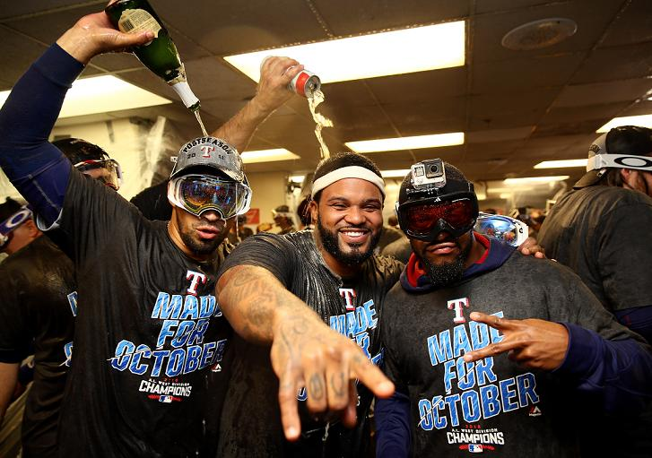Five reasons the Rangers could win the World Series