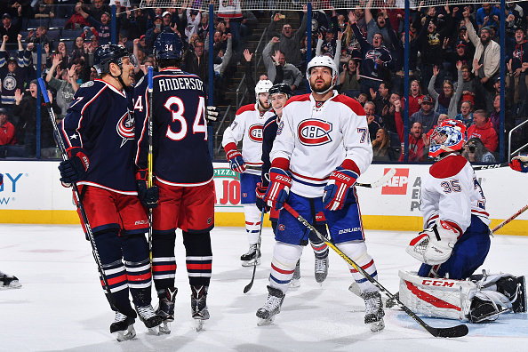 NHL Three Stars: Blue Jackets dominate Habs; Ducks, Jets get of…