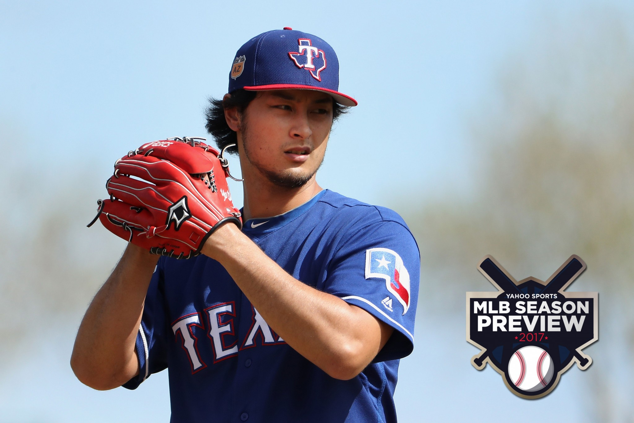 The Rangers are hoping Yu Darvish is back to his ace self after Tommy John surgery. (Getty Images)