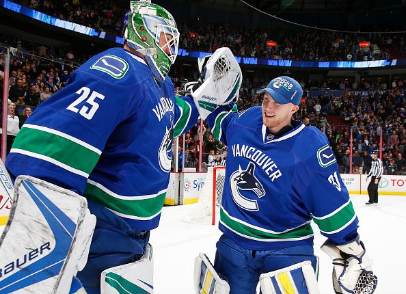 Canucks emergency backup goalie lives NHL dream for one night