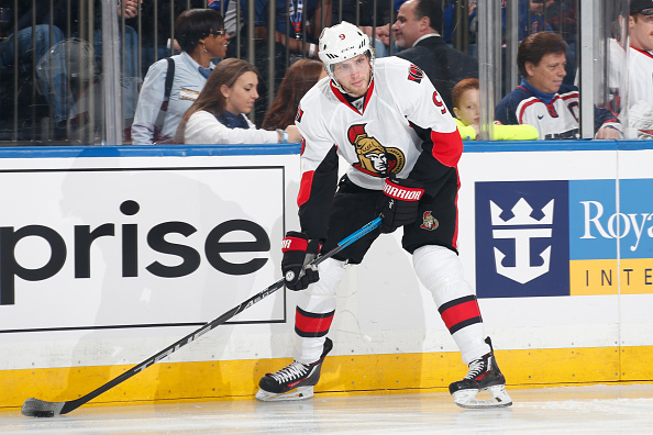 Bobby Ryan aggravates hand injury in Senators loss vs. Sabres