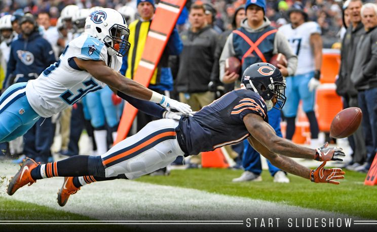 Worst drop of the 2016 NFL season cost the Bears a home victory