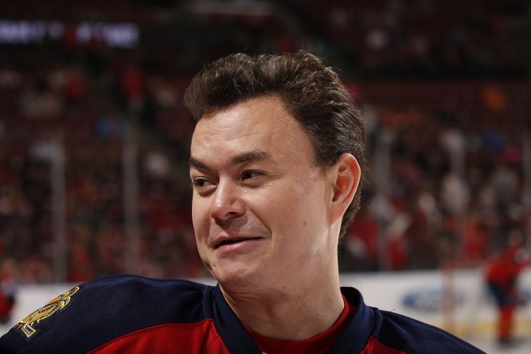 Jiri Hudler put Team Czech on ignore for World Cup