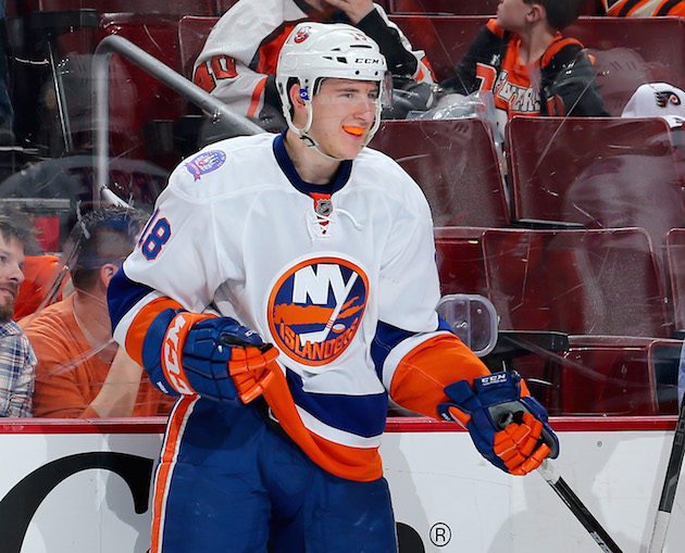Ryan Strome, Islanders agree to 2-year, $5 million deal
