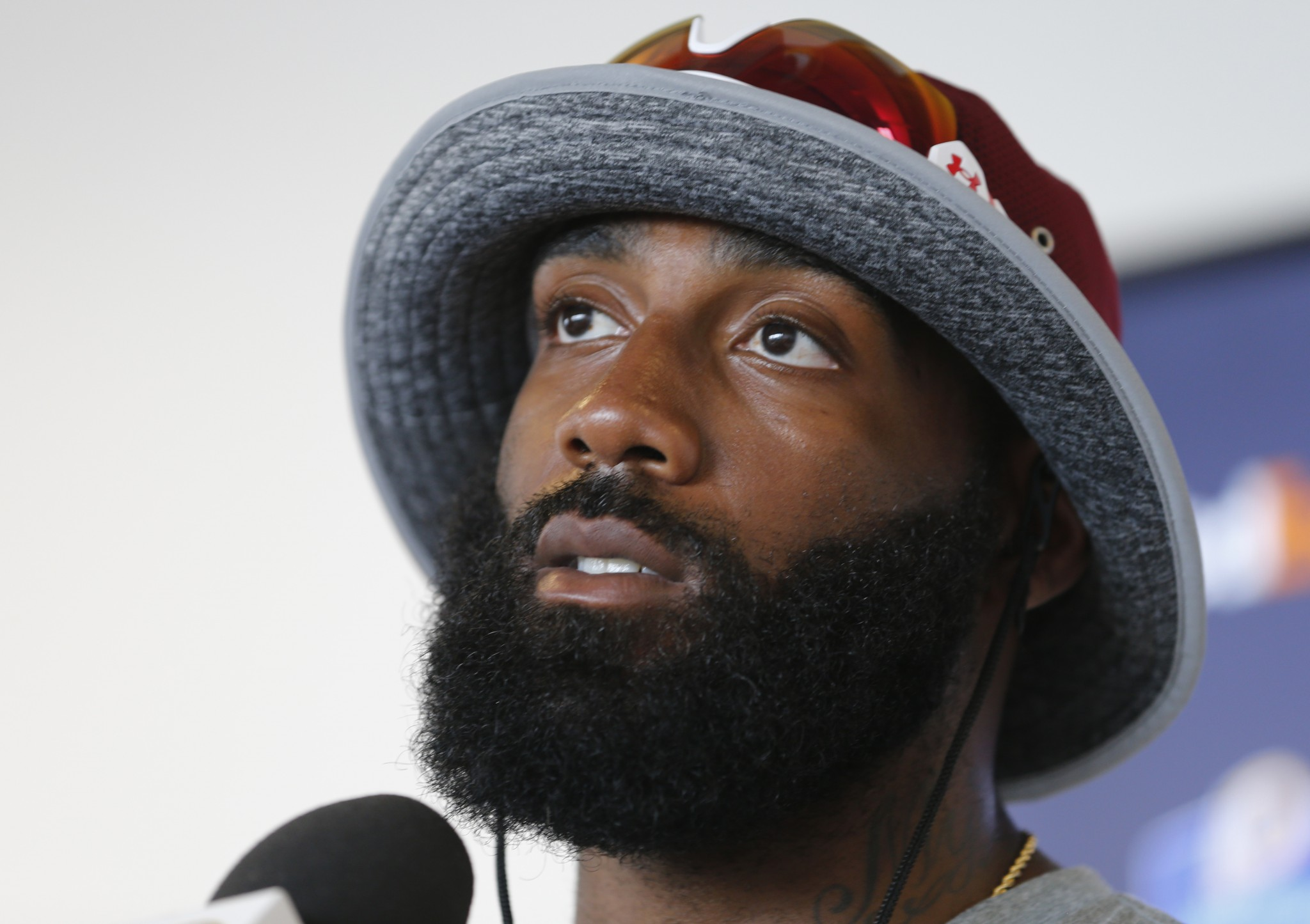 Redskins' DeAngelo Hall done for season with torn ACL