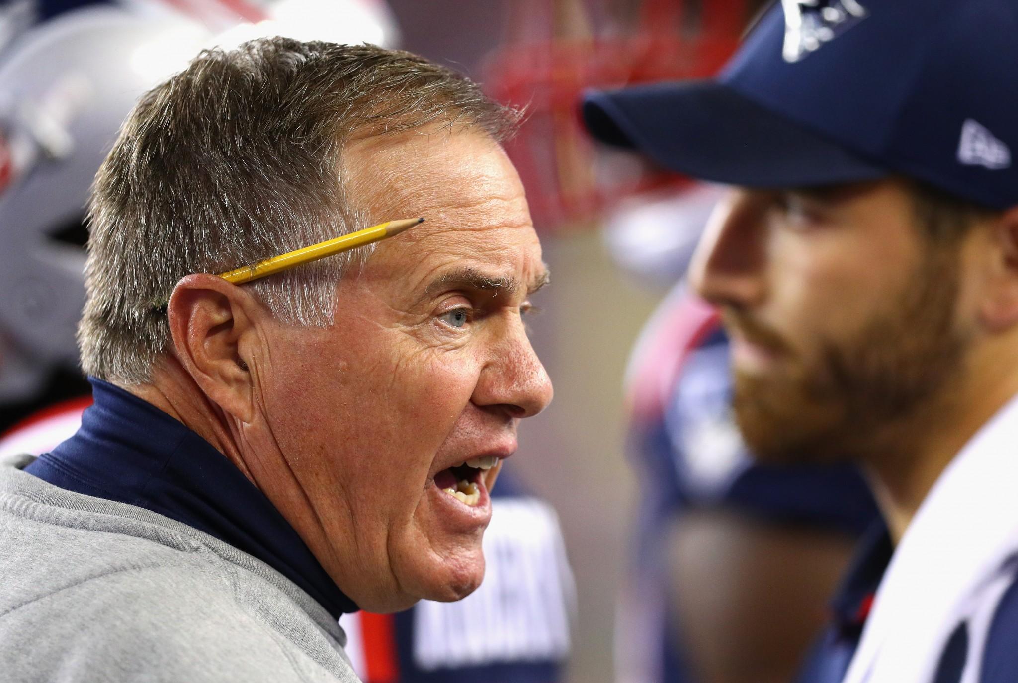 Listen to Bill Belichick tear into 'Tuck Rule' referee after We…