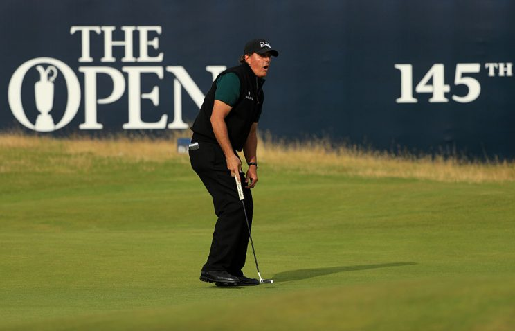 145th Open Championship - Day One