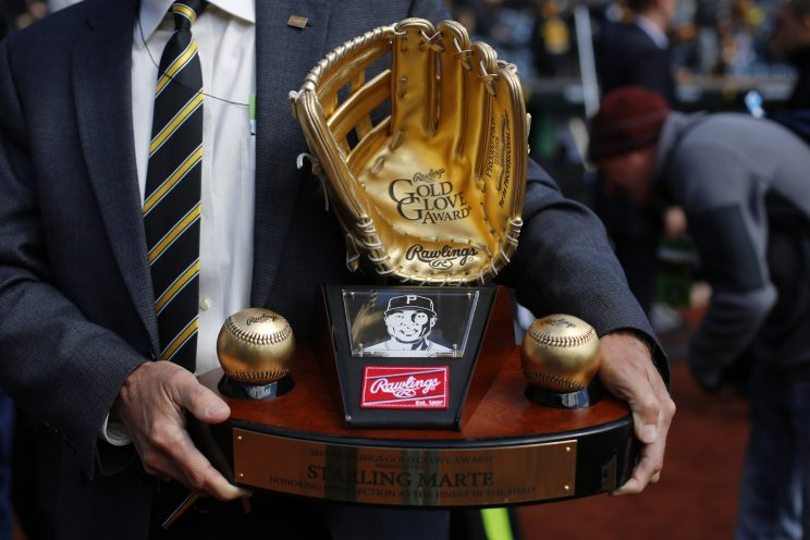 Finalists announced for the Rawlings Gold Glove Awards