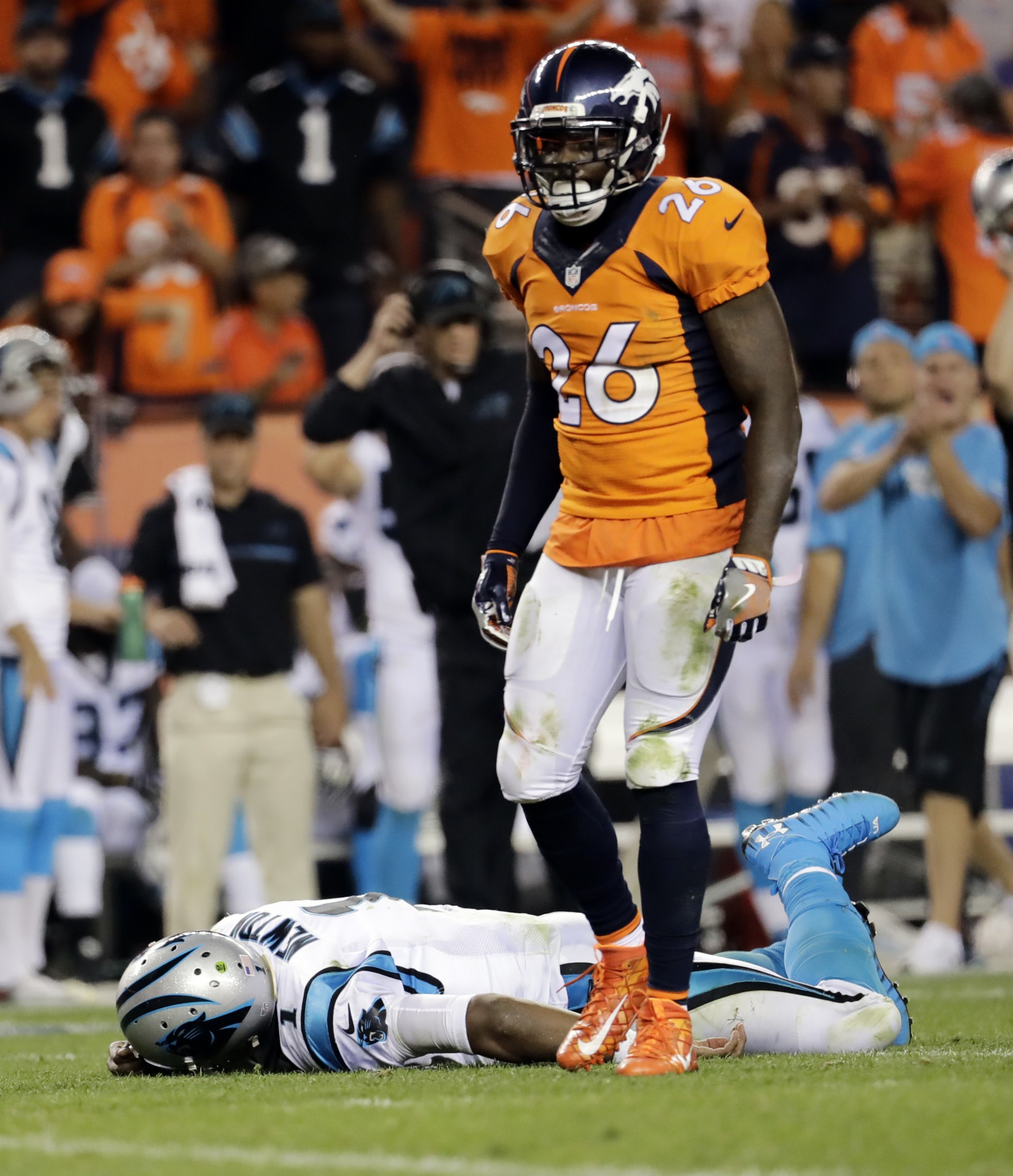 NFL, NFLPA find no missteps on concussion protocol with Cam New…