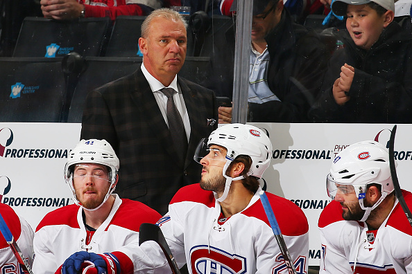 Michel Therrien tries to calm 'worry' around Canadiens' hot sta…