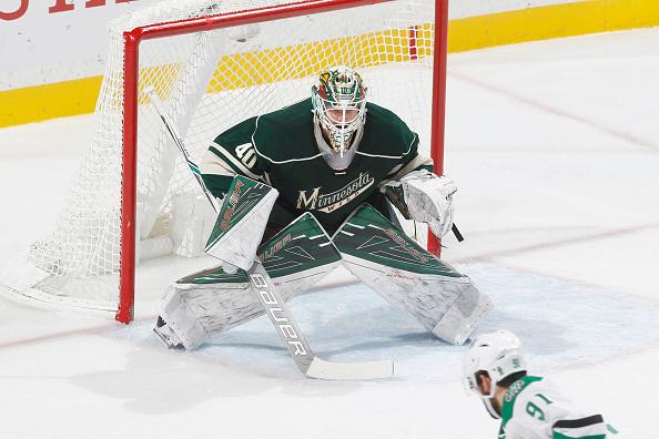 NHL Three Stars: Dubnyk shuts out Stars; Crosby, Malkin down Fl…