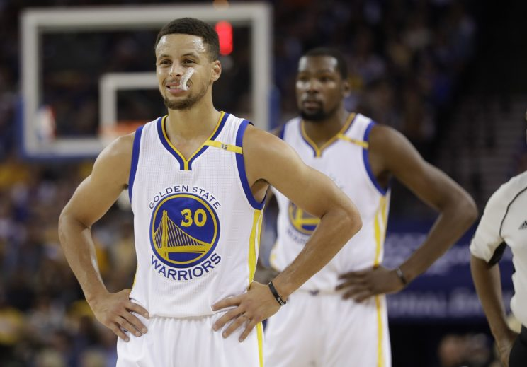 Stephen Curry's free agency is eliciting more vague answers fro…