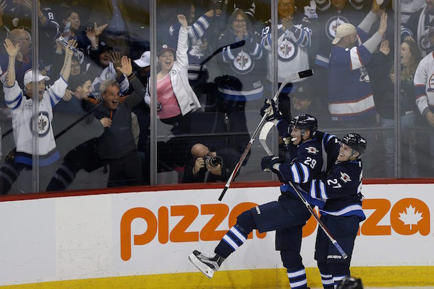 NHL Three Stars: Laine nets first hat trick; Howard stands tall…