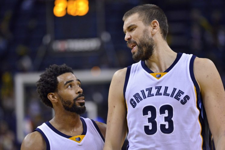 Grizzlies turning to Marc Gasol in time of need, and he's deliv…