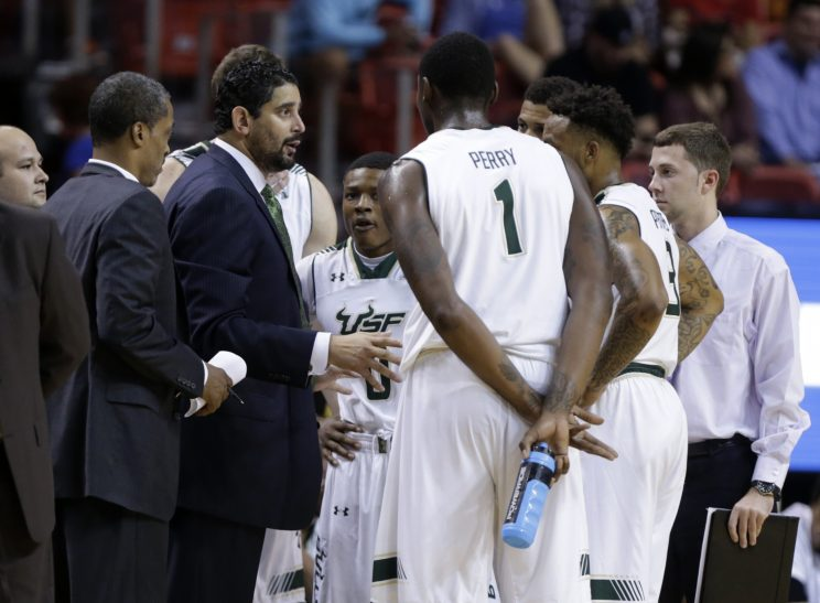 A South Florida assistant resigned Wednesday amid a report of an NCAA investigation (AP)