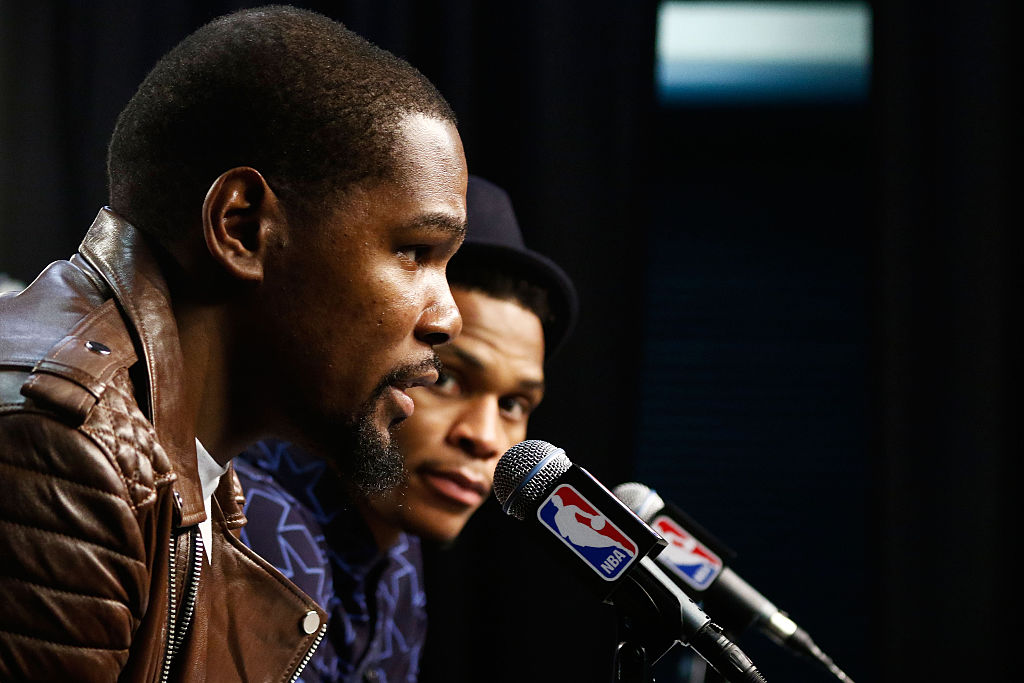 Why Kevin Durant and Russell Westbrook changed everything and n…