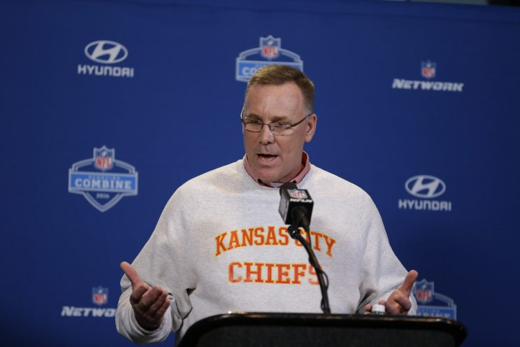 Kansas City Chiefs shake up front office, part ways with GM John Dorsey