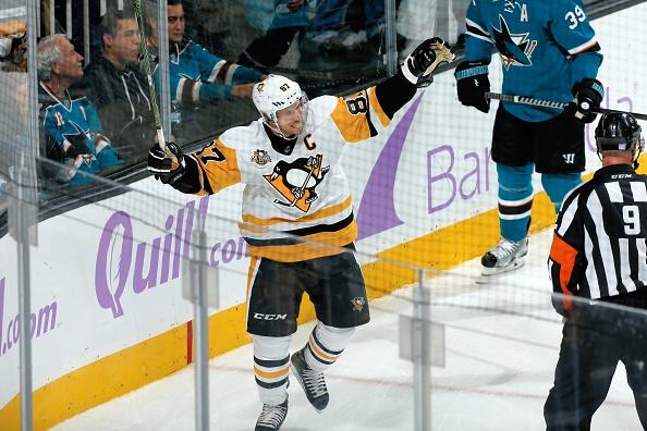 NHL Three Stars: Crosby, Murray lead Pens; Budaj blanks Flames
