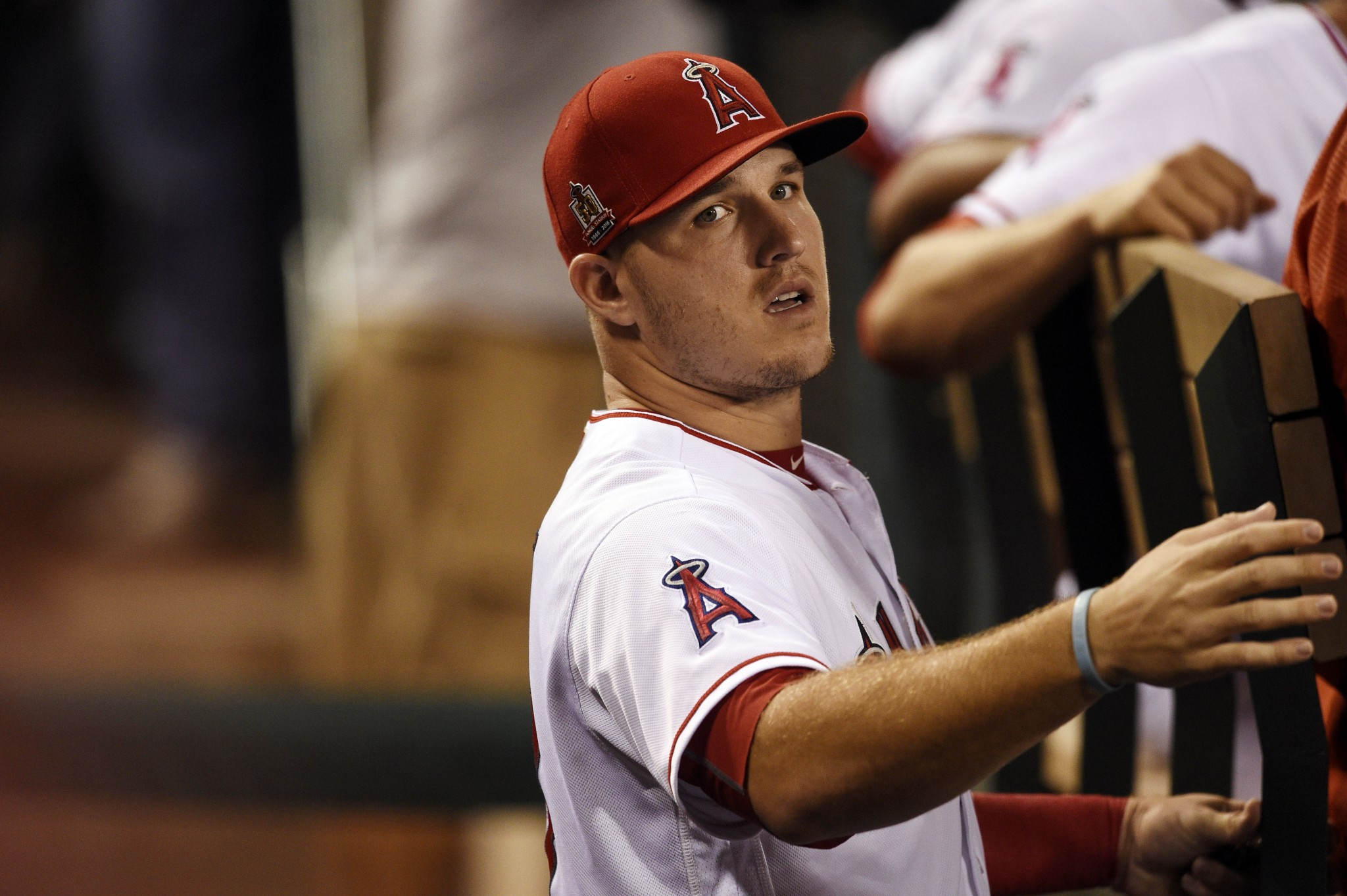 Hot Stove Digest: Could the Yankees trade for Mike Trout?