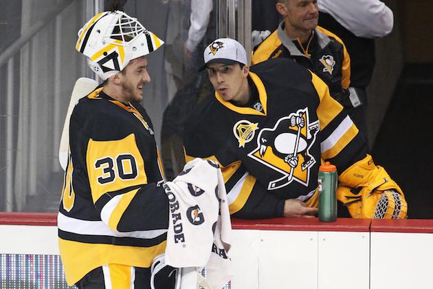 Matt Murray not worrying about Penguins' goaltending situation