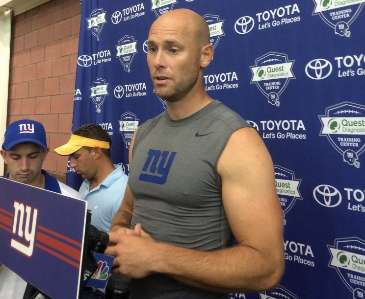 Josh Brown situation gets worse for Giants, NFL