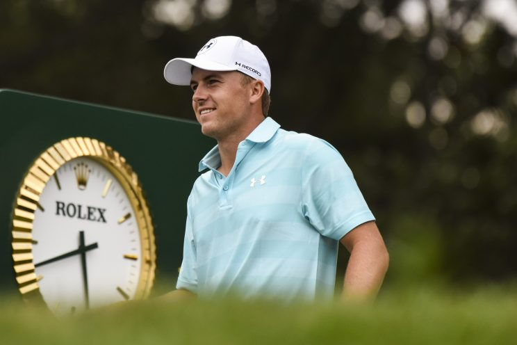 Jordan Spieth shot even-par 71 to open The Barclays (Getty Images)