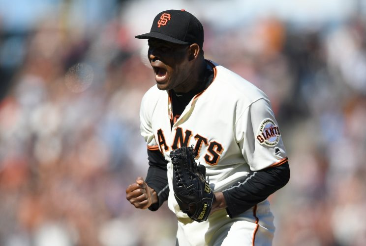 Santiago Casilla took the Giants' NLDS loss harder than anyone …
