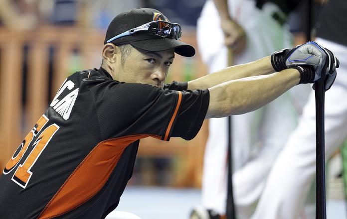 Watch Live: Ichiro's quest for 3,000 hits continues in Free Gam…